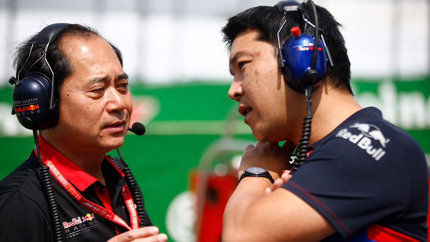 Toyoharu Tanabe taking the new role of Technical Director for Honda Racing F1