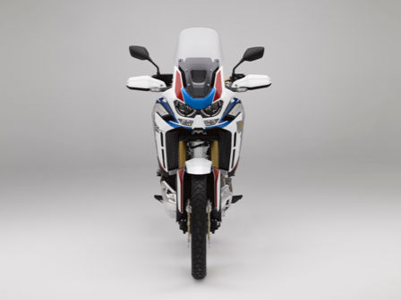 Honda Africa Twin Adventure Sports, elölről