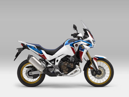 A Honda Africa Twin Adventure Sports, jobb oldal